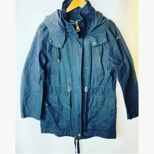 Marc New YORK Jacket Size Small Navy Blue